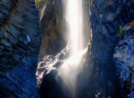 Ущелье Алькантара – удивительное место на острове.